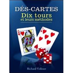 DES CARTES DIX TOURS RICHARD VOLLMER