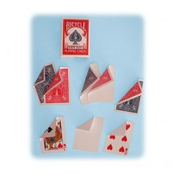 CARTES TRUQUEES SET ASSORTIS BICYCLE